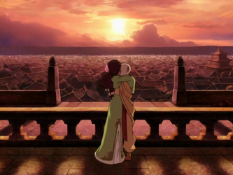 What is your opinion of the ending of Avatar: the last Airbender