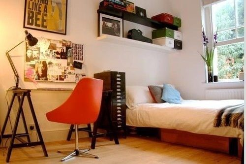 What are the best ways to make your bedroom look bigger for How to make your bedroom look cool without spending money