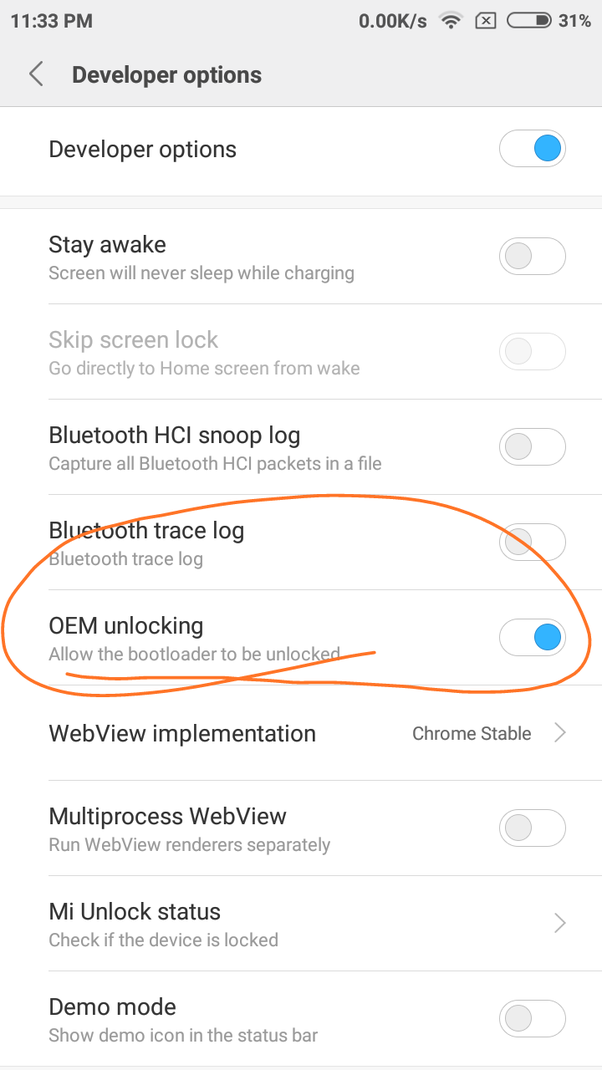 How to root a Xiaomi Redmi Note 4 - Quora