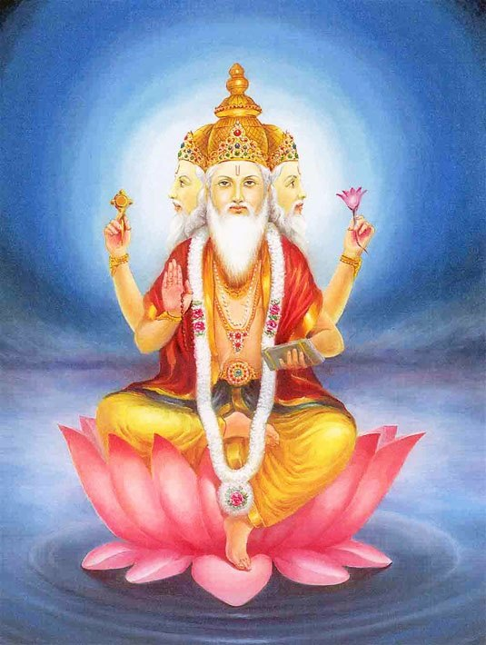 Array - who is the wife of lord brahma    quora  rh   quora com