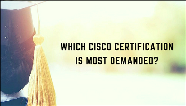 Which is the best, most demanded, and highest paid CISCO ...
