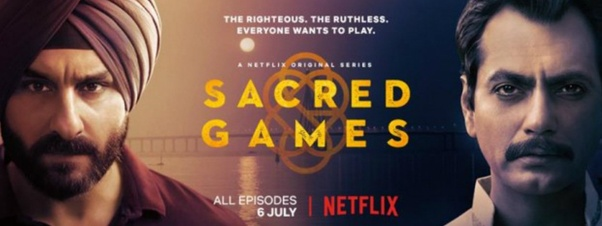 What is your review of Sacred Games by Netflix? - Quora