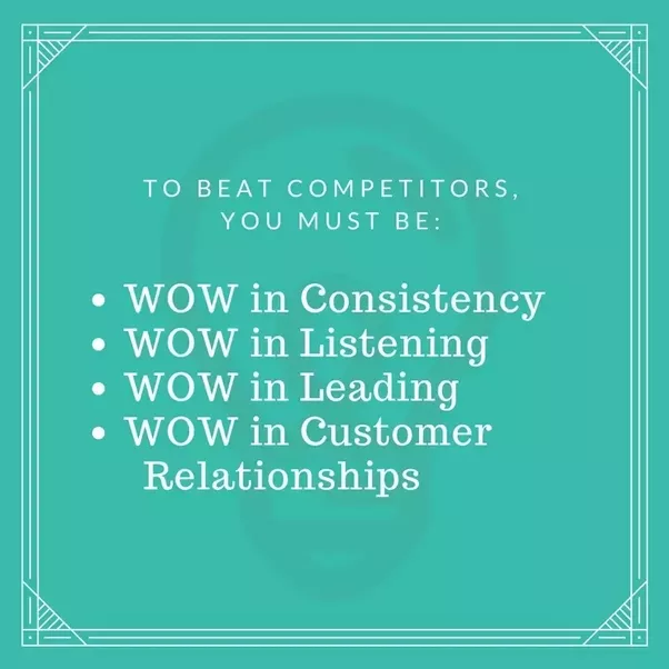 A Wow Customer Experience Is Transparent And Not Afraid Of Admitting Shortcomings It Something Beneficial To Both The Customers Business