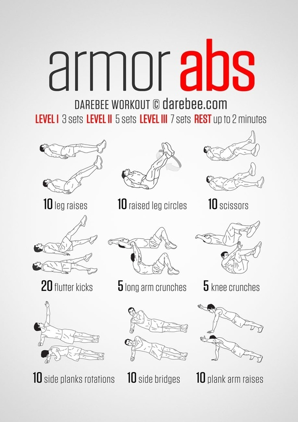 Here Are Some Great An Exercises That You Can Do As Well