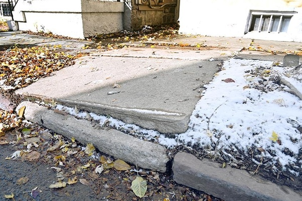 Who is responsible for repairs required on residential