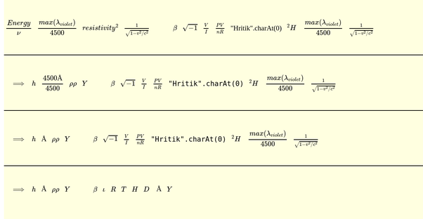 How To Wish Someone A Happy Birthday Using A Physics Language Quora
