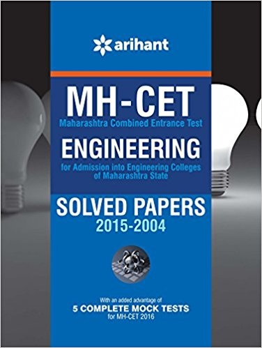 Which books should I refer for MHT CET? - Quora