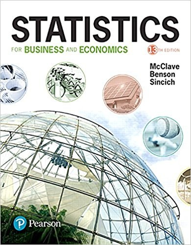 What are some of the best books to learn statistics for economics