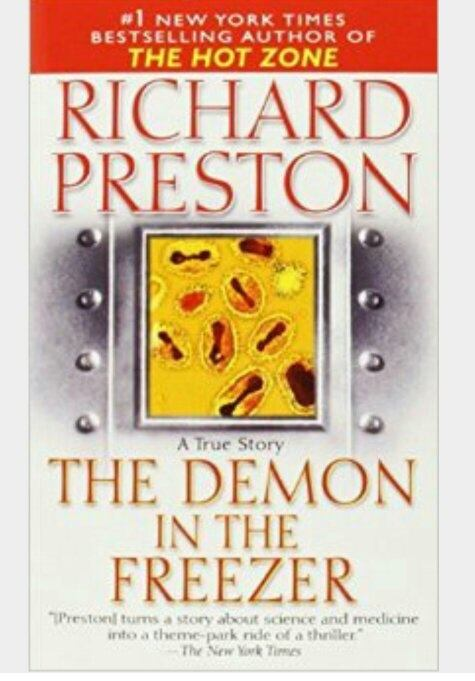 the hot zone and richard preston The hot zone : a chilling 1995 book about ebola.