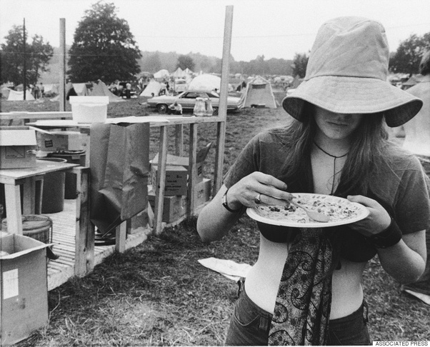 What are some messed up things that happened at Woodstock? - Quora