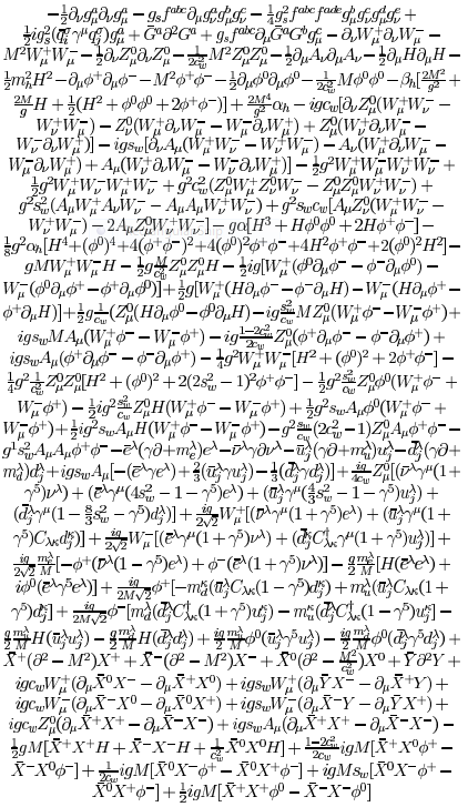 What is the longest equation known   Quora