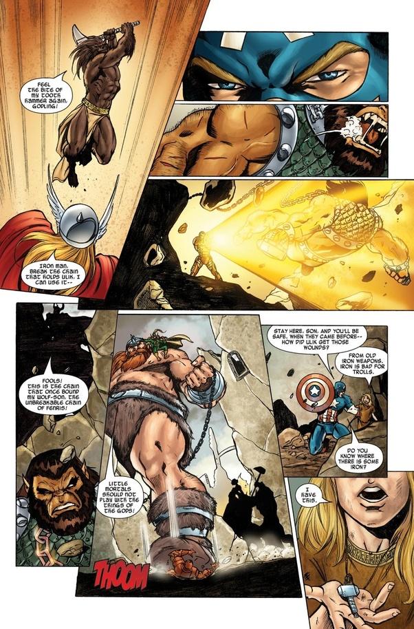 What is Ragnarok (the event) in Marvel Comics? - Quora