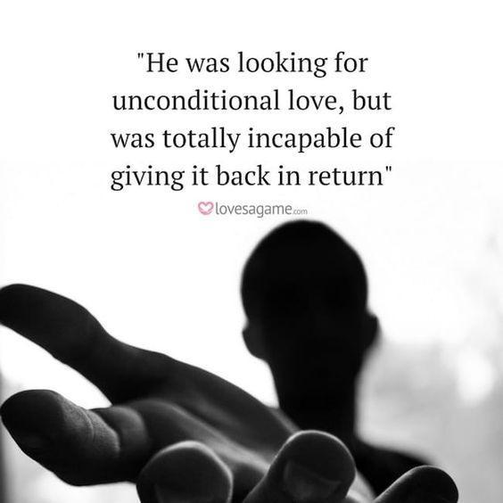 Narcissistic ex husband wants me back