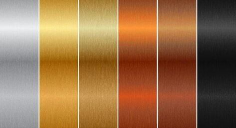 Can You Change The Colour Of Anodized Aluminium In