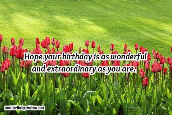 What Are Some Awesome Birthday Wishes
