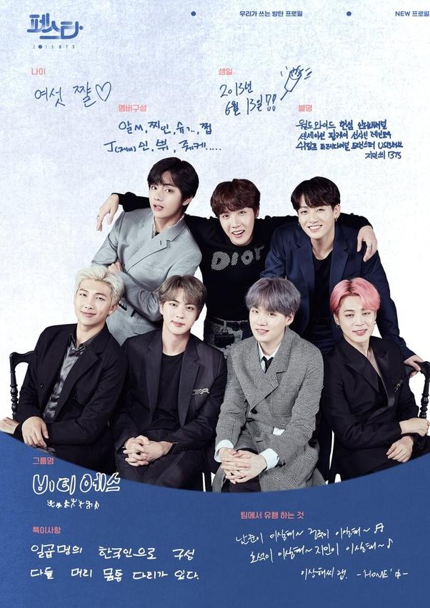 What is BTS Festa? - Quora