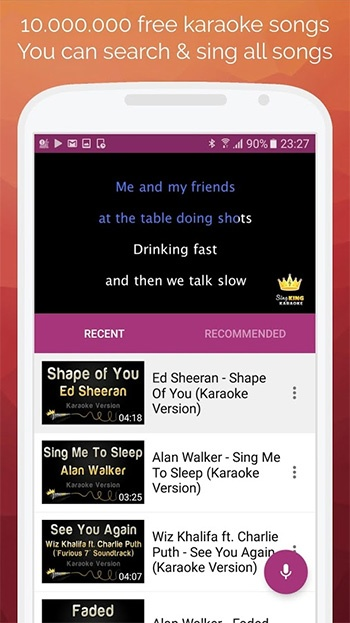 Which is the best karaoke app? - Quora