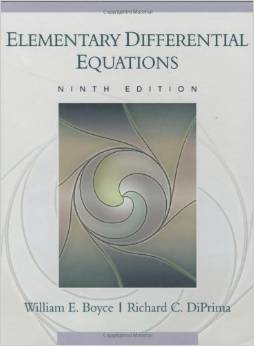 Differential Equations Book | Visual Introduction for ...
