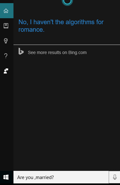 What are funny questions you can ask Cortana? - Quora