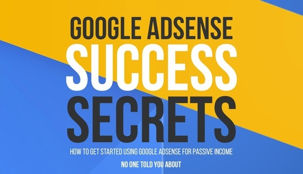 Google AdSense is one of the easiest ways to make passive money online even  if you are a complete beginner to the world of websites.