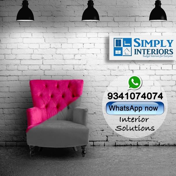 What is interior cost for 3bhk apartment in Bangalore? - Quora