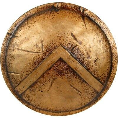 How Did The Spartan Army Come Up With Their Shield Design Quora