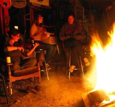 jam session, wwoofers, wwoof, irlanda, comunità, vivere insieme, eco-villaggi