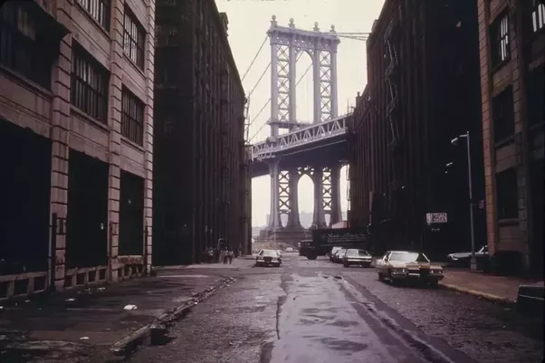 You Can Also See A Similar View In The 1974 Documerica Project