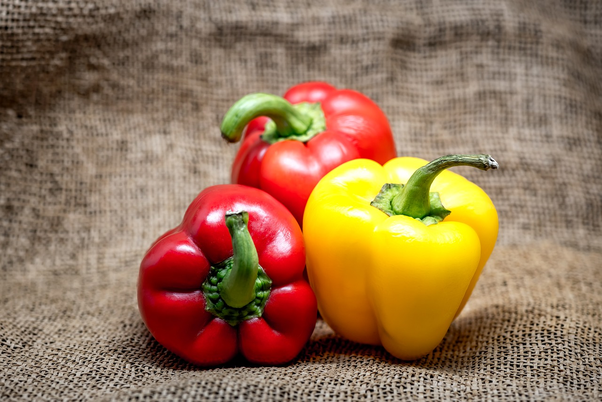 Is The Red Bell Pepper Healthier Than Green Pepper Quora