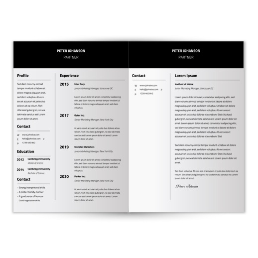 Where Can I Find Free CV Templates In Word?