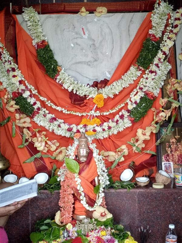 How to chant the Hanuman Chalisa for success in my job