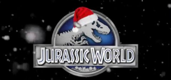 Is jurassic world a christmas movie because the events happen near for those of you who are confused about where this question is coming from the song have yourself a merry little christmas is playing when zach and solutioingenieria Images