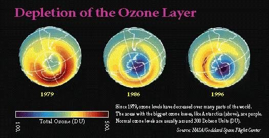 What is the definition of Ozone depletion? - Quora