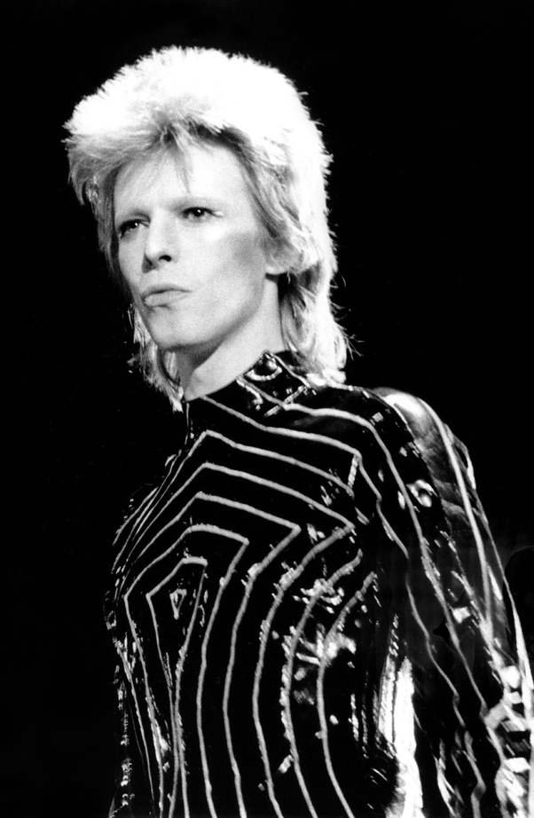 What hairstyle did David Bowie have as Ziggy Stardust? - Quora