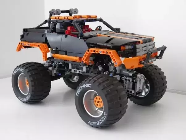 Aftermarket Tuning For My Lego 4x4 Lego Tidbits Quora