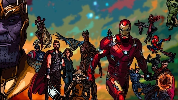 In short, most of the Avengers and additional heroes will meet their ends.  However, they will be resurrected by the Time Stone.