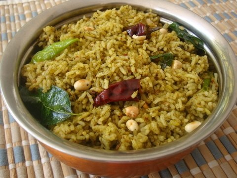 What can you make from leftover rice quora they both are similar but the core ingredient used differs the first one has lemon and the later has tamarind 2 fried rice ccuart Image collections