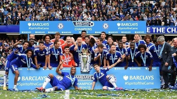 my favourite football team chelsea Chelsea were eliminated from the champions league last night despite having  a  this is because, as any football fan will admit, chelsea are their favourite  second team fans across britain  my memory's not so good.