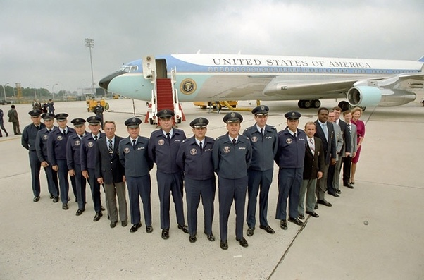 Image result for air force one pilot