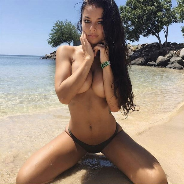 What are some stunning photos of the model Gabriella Ellyse? - Quora