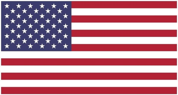 What Does The American Flag Look Like How Many Stars Does It Have