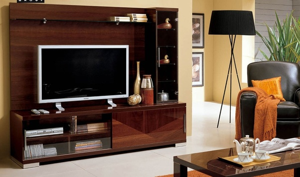Where can I get a multifunctional wall unit which is well-designed ...