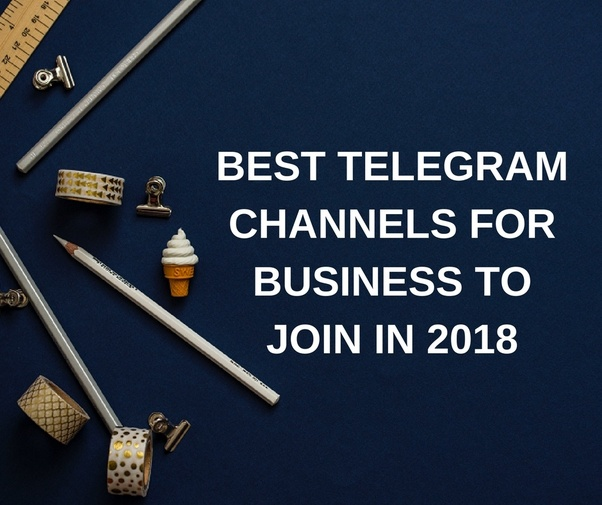 Where can I find a list of the best Telegram groups? - Quora
