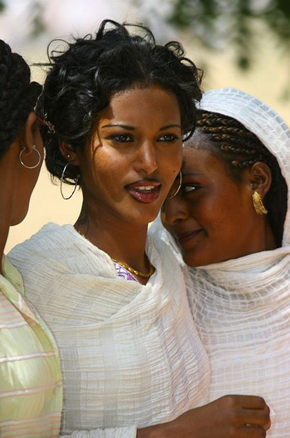 Habesha dating outside their race