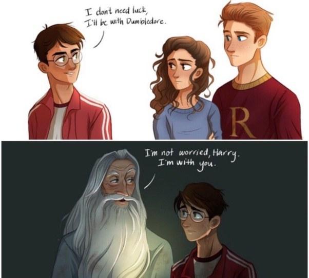 Image Source The Best Of Harry Potter Webcomics
