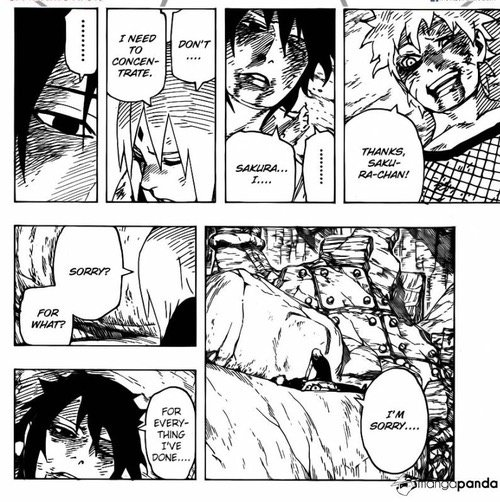 Does Naruto Hook Up With Sakura