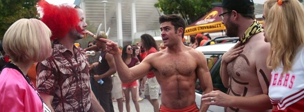 What is the likelihood Zac Efron used steroids to get jacked