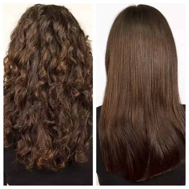 What Is The Best And Easy Way To Make Curly Hairs Straight Quora
