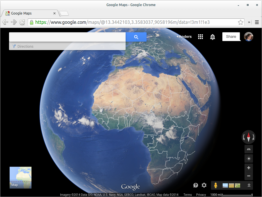 Why is Google Maps still using a Mercator projection, rather ... Map Data Google on google map pin, google earth map boston, google bike maps seattle,