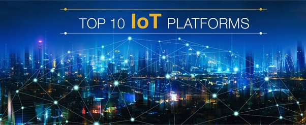 What is the best IoT cloud platform that supports both web and